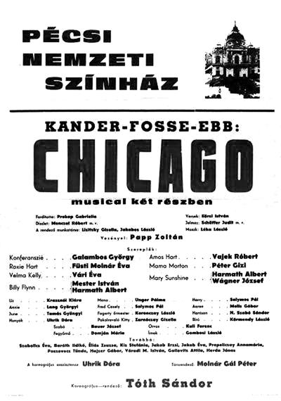Randevú chicago a 40-es években